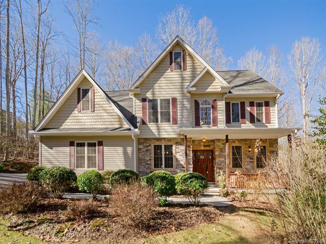 65 Ravenwood Lane, Horse Shoe, NC 28742 (#3450679) :: Exit Mountain Realty