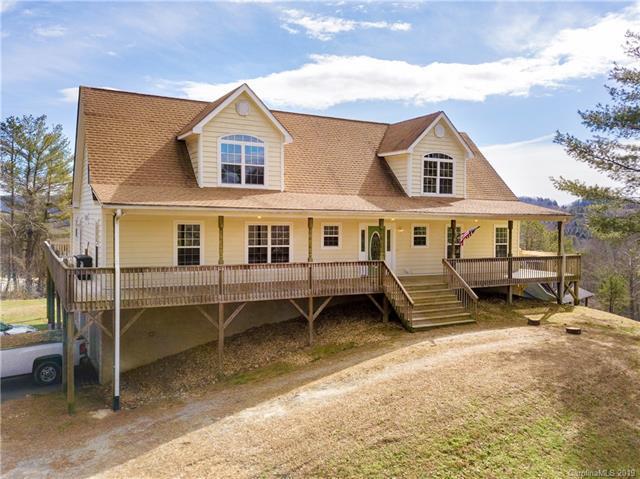 309 Scenic Ridge Drive #35, Hendersonville, NC 28792 (#3455644) :: LePage Johnson Realty Group, LLC