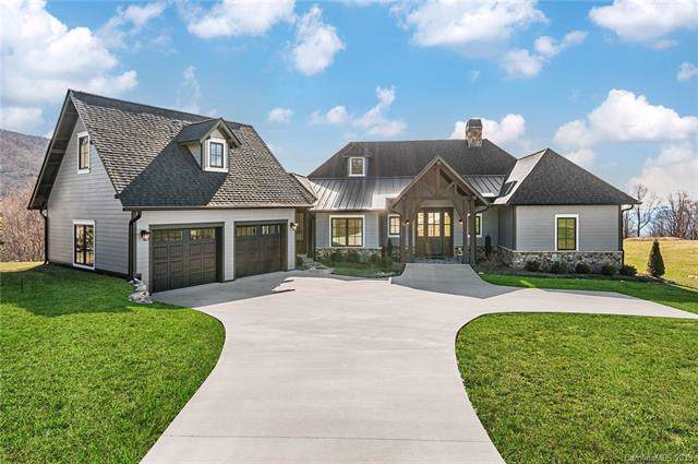 23 Thunder Mountain Road, Hendersonville, NC 28792 (#3457046) :: Rinehart Realty
