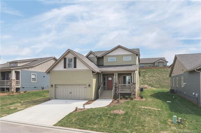 20 Sandstone Drive #72, Weaverville, NC 28787 (#3458588) :: MECA Realty, LLC