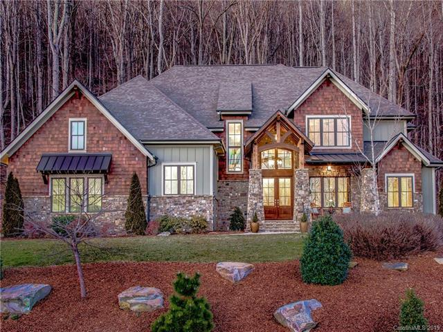 7 Twin Springs Court, Fairview, NC 28730 (#3460713) :: Odell Realty
