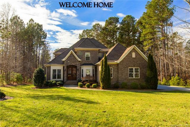 117 Wolf Hill Drive, Mooresville, NC 28117 (#3462484) :: Exit Mountain Realty