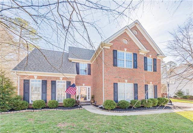 3707 Alden Street, Indian Trail, NC 28079 (#3466823) :: Washburn Real Estate