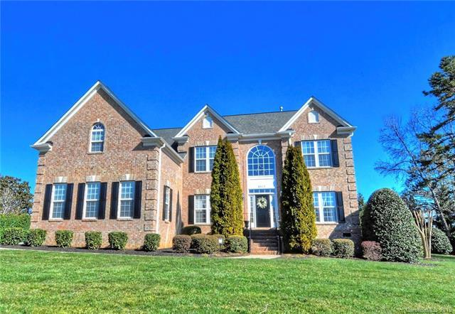 9317 Holding Street, Mint Hill, NC 28227 (#3472235) :: Washburn Real Estate