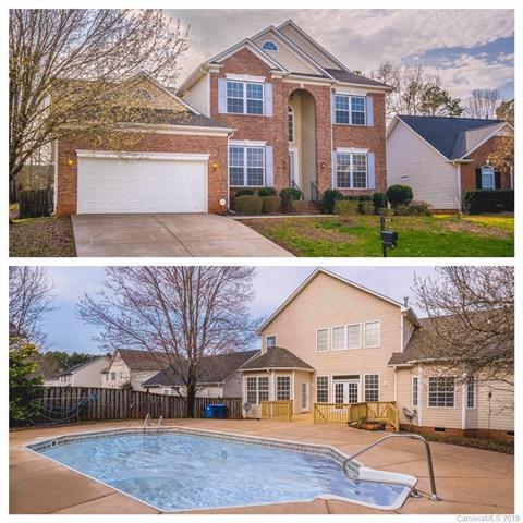 14632 Eastgrove Drive, Pineville, NC 28134 (#3472382) :: LePage Johnson Realty Group, LLC