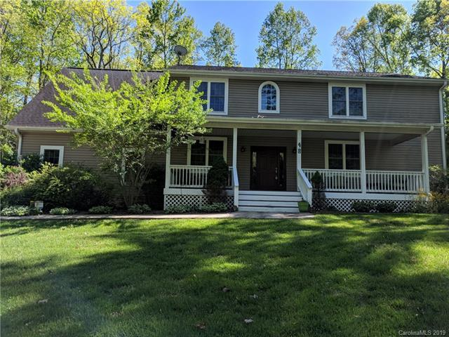48 Grey Fox Trail, Hendersonville, NC 28739 (#3475130) :: Keller Williams Professionals