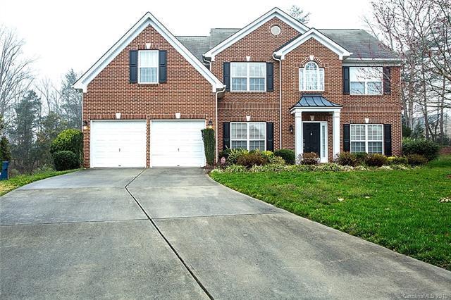 8307 Burgundy Ridge Drive, Harrisburg, NC 28075 (#3477939) :: Team Honeycutt