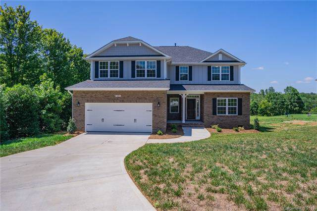 115 Fox Tail Court #40, Statesville, NC 28677 (#3487267) :: Roby Realty