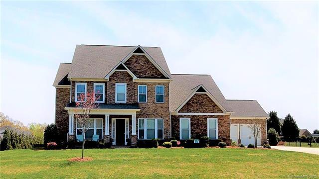 1121 Lafayette Park Lane, Weddington, NC 28104 (#3491498) :: The Andy Bovender Team