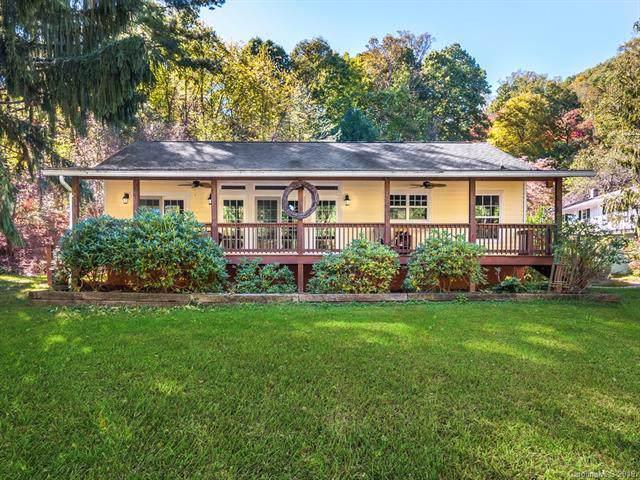 383 Heath Retreat Road, Waynesville, NC 28786 (#3498951) :: Rinehart Realty