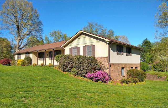 1 Carolewood Drive, Horse Shoe, NC 28742 (#3499481) :: Keller Williams Professionals