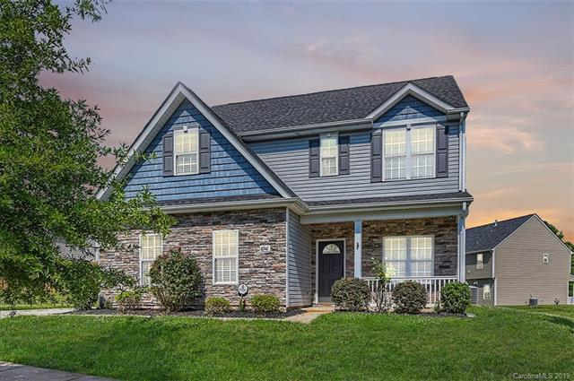 6541 Hasley Woods Drive, Huntersville, NC 28078 (#3501201) :: LePage Johnson Realty Group, LLC