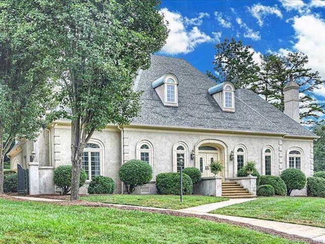 6701 N Baltusrol Lane, Charlotte, NC 28210 (#3505912) :: Carver Pressley, REALTORS®