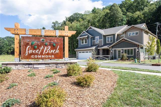 TBD Sweet Birch Park Lane, Black Mountain, NC 28711 (#3506834) :: Besecker Homes Team