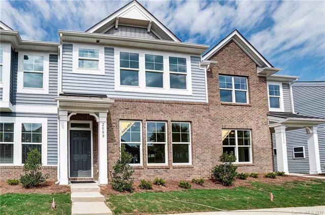208 Waterlynn Ridge Road B-Lot 42, Mooresville, NC 28117 (#3508756) :: MartinGroup Properties