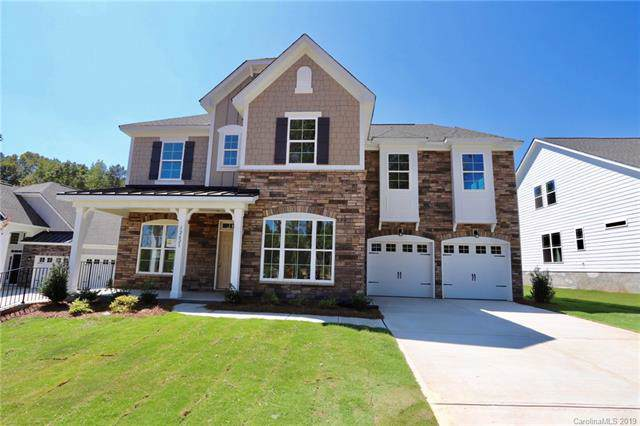 12621 Longford Crossing Place #5, Huntersville, NC 28078 (#3510835) :: Carlyle Properties