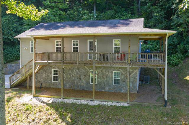 194 Anglers Ridge, Waynesville, NC 28786 (#3512081) :: Carlyle Properties