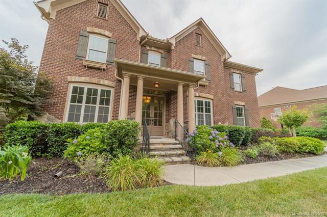 3227 Lakehurst Crossing, Matthews, NC 28104 (#3515544) :: High Performance Real Estate Advisors