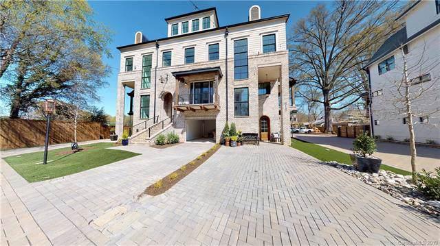 615 Mattie Rose Lane, Charlotte, NC 28204 (#3516104) :: LePage Johnson Realty Group, LLC