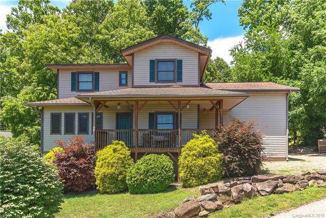 129 Valley Creek Drive, Maggie Valley, NC 28751 (#3518995) :: Robert Greene Real Estate, Inc.