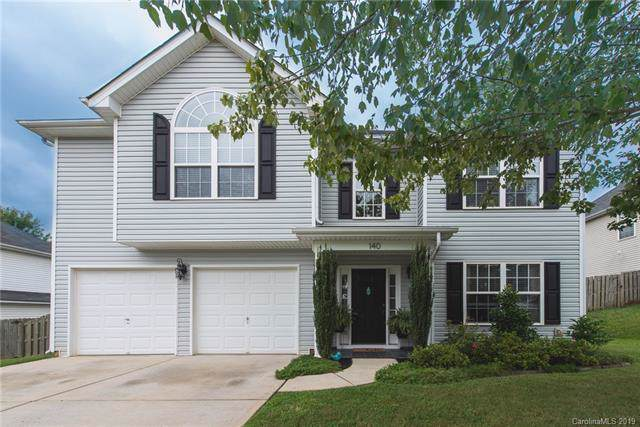 140 Gage Drive, Mooresville, NC 28115 (#3526683) :: MartinGroup Properties