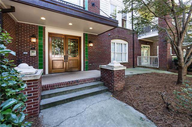 518 Clarice Avenue #103, Charlotte, NC 28204 (#3530685) :: SearchCharlotte.com