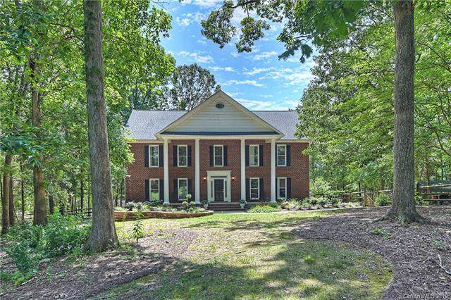 2735 Beulah Church Road, Matthews, NC 28104 (#3537813) :: Robert Greene Real Estate, Inc.