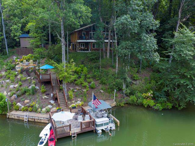 122 Sleeping Bear Lane, Lake Lure, NC 28746 (#3539516) :: High Performance Real Estate Advisors