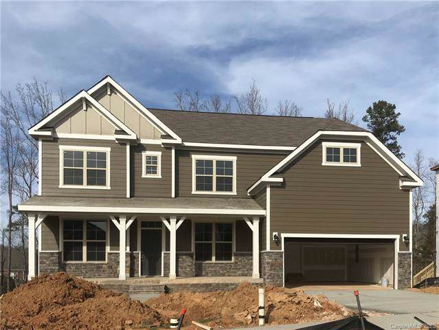 815 Oak Manor Drive SE #49, Concord, NC 28025 (#3550762) :: Team Honeycutt
