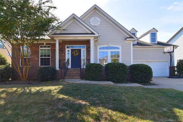 16521 Grassy Creek Drive, Huntersville, NC 28078 (#3553893) :: Cloninger Properties