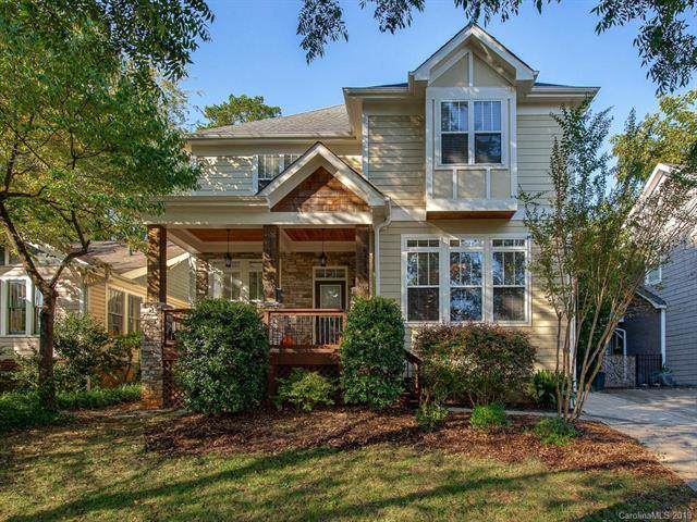 1705 Lombardy Circle, Charlotte, NC 28203 (#3557435) :: Roby Realty