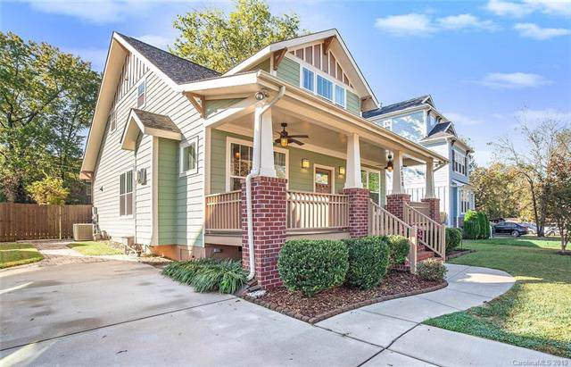 3518 Card Street, Charlotte, NC 28205 (#3560048) :: Caulder Realty and Land Co.