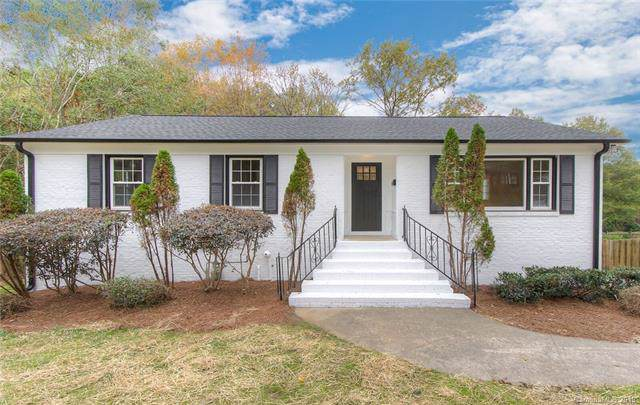 5917 Doncaster Drive, Charlotte, NC 28211 (#3563634) :: LePage Johnson Realty Group, LLC