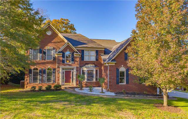 2220 Retana Drive, Charlotte, NC 28270 (#3570197) :: Stephen Cooley Real Estate Group