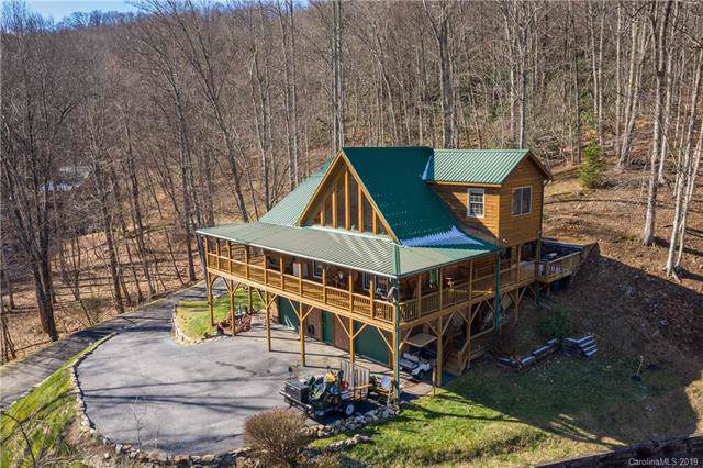 85 Sparkleberry Ridge, Waynesville, NC 28785 (#3571675) :: Keller Williams Professionals