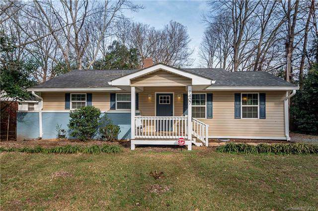 1407 Meadow Lane, Charlotte, NC 28205 (#3581839) :: LePage Johnson Realty Group, LLC