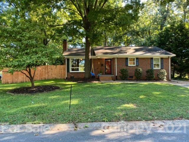 501 Bartling Road, Charlotte, NC 28209 (#3772646) :: Carlyle Properties