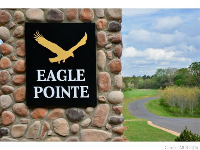 Lot 11 Eagle Pointe Drive #11, Norwood, NC 28128 (#2194788) :: MECA Realty, LLC