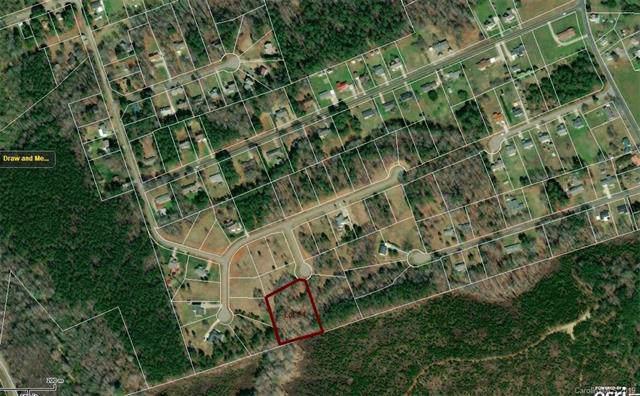 000 Creekview Drive #34, Wadesboro, NC 28170 (#3290651) :: LePage Johnson Realty Group, LLC