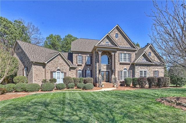9200 Skipaway Drive, Waxhaw, NC 28173 (#3318758) :: High Performance Real Estate Advisors
