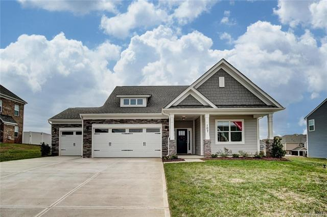 107 Caversham Drive Lot 104, Mooresville, NC 28115 (#3337672) :: LePage Johnson Realty Group, LLC