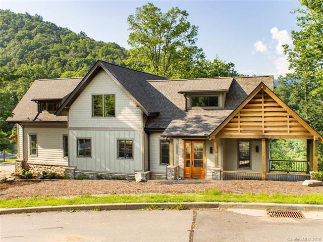 135 Boulder Creek Way, Asheville, NC 28805 (#3341775) :: Rinehart Realty