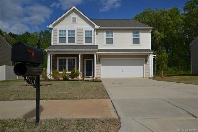 184 Jobe Drive, Statesville, NC 28677 (#3344060) :: Miller Realty Group