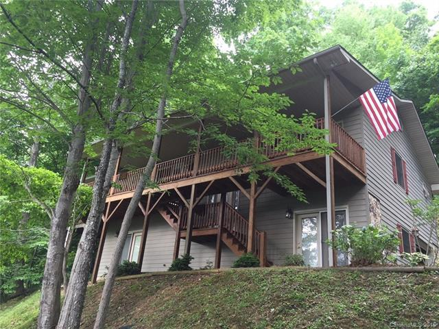 380 Allison Drive, Maggie Valley, NC 28751 (#3351919) :: Robert Greene Real Estate, Inc.