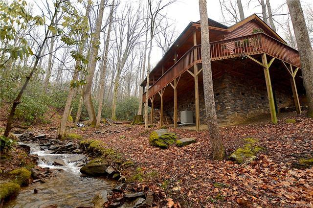 255 Reuben Branch Road, Maggie Valley, NC 28751 (#3366222) :: LePage Johnson Realty Group, LLC