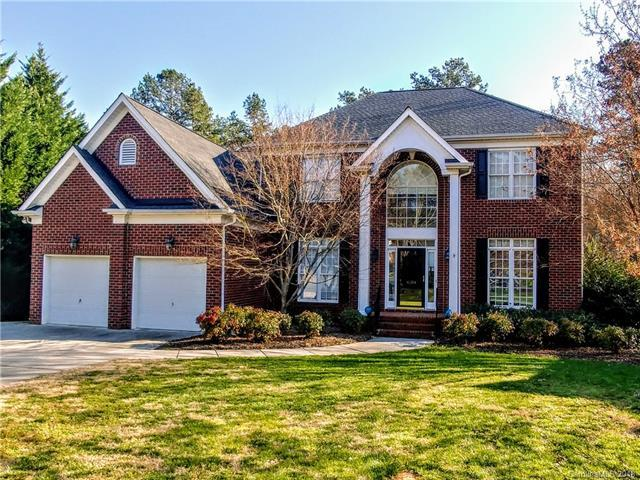 10314 Club Field Court, Mint Hill, NC 28227 (#3368630) :: Exit Mountain Realty