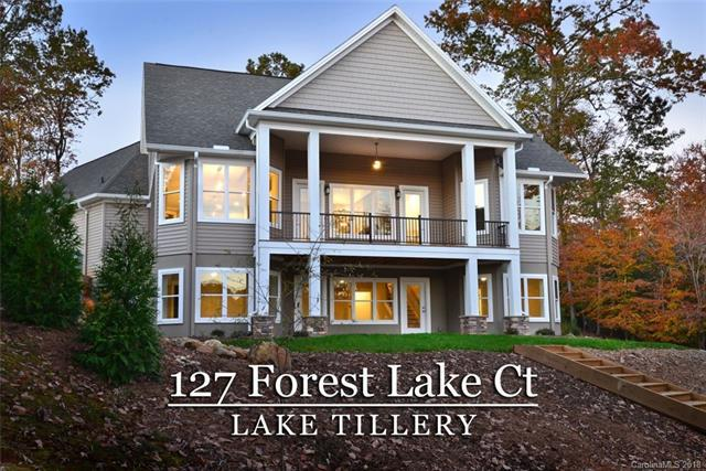 127 Forest Lake Court #51, Mount Gilead, NC 27306 (#3374220) :: LePage Johnson Realty Group, LLC