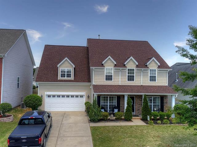 2135 Blue Iris Drive, Stallings, NC 28104 (#3388886) :: Stephen Cooley Real Estate Group
