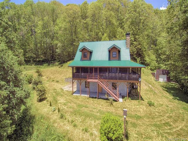 4390 Parris Branch Road, Sylva, NC 28779 (#3403375) :: Exit Mountain Realty