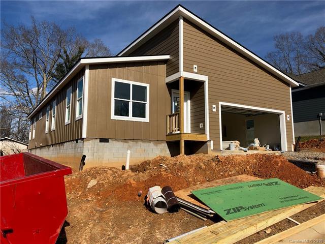 18 Woodbridge Park Drive #15, Asheville, NC 28803 (#3421520) :: Exit Mountain Realty